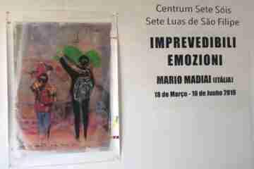 Exposição imprevedibili emozioni