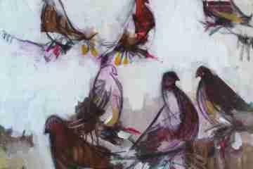 La mère du printemps – coletiva dos artistas marroquinos