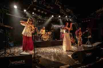 A musica do Mediterraneo voltam em Castelo Branco