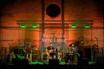 Aperitivi musicali al 7Sóis Cafè aspettando il Festival
